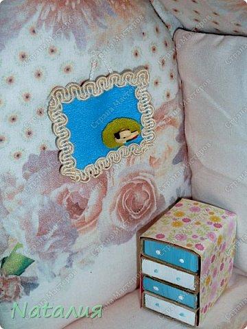 Мягкий домик для кукол фото 4