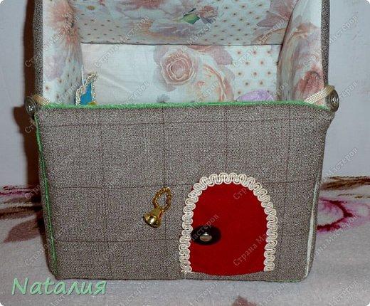Мягкий домик для кукол фото 3