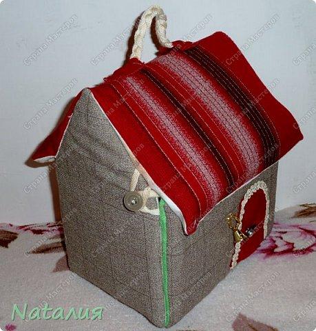 Мягкий домик для кукол фото 7