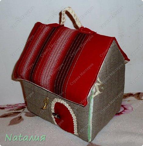 Мягкий домик для кукол фото 6