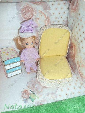 Мягкий домик для кукол фото 5