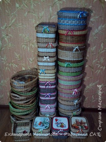 После дачного сезона и семейных хлопот я с радостью приступила к плетению!!!! фото 35