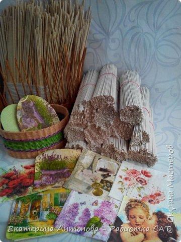 После дачного сезона и семейных хлопот я с радостью приступила к плетению!!!! фото 36