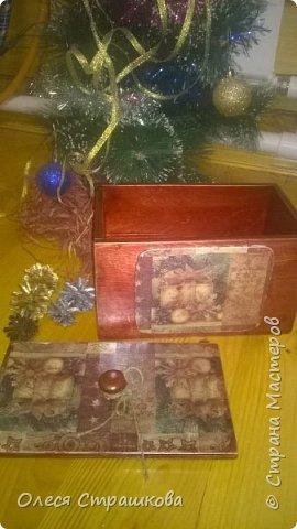 Короб Новогодний. фото 7