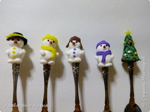 Баночка для конфеток или печенюшек и ложечки, как мне представляется для горячего шоколада)))) фото 5