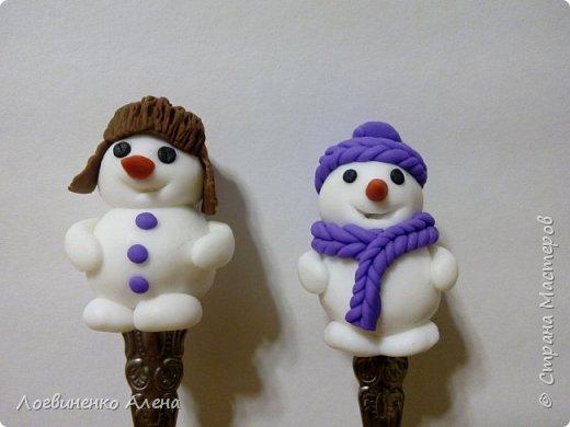 Баночка для конфеток или печенюшек и ложечки, как мне представляется для горячего шоколада)))) фото 7