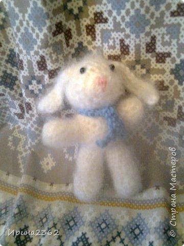 Маленький зайчик фото 1