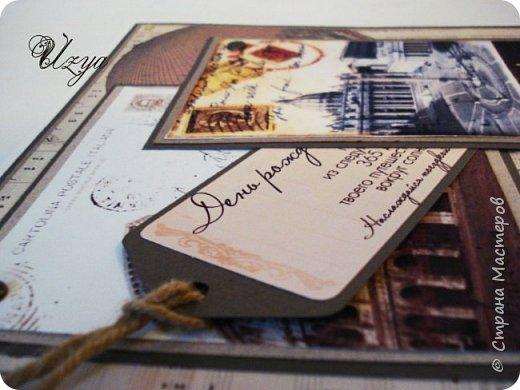 Доброго времени суток! Сегодня открытки на Дни рождения любимых людей) Первая - мужская. фото 3
