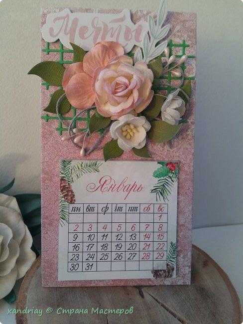 Календари-магниты на холодильник ) фото 7