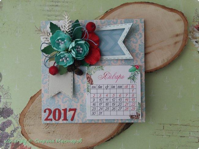 Календари-магниты на холодильник ) фото 5