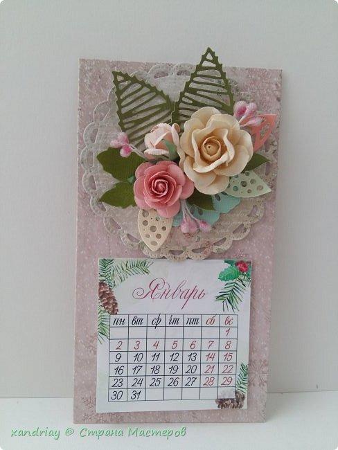 Календари-магниты на холодильник ) фото 2
