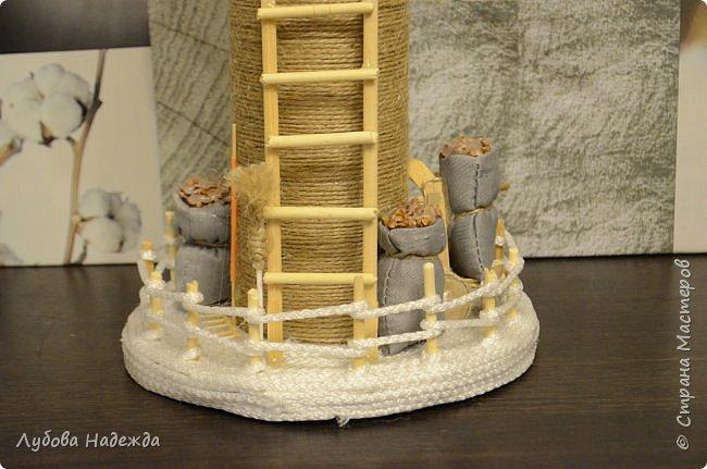 Мельница для хранения спагетти! фото 6