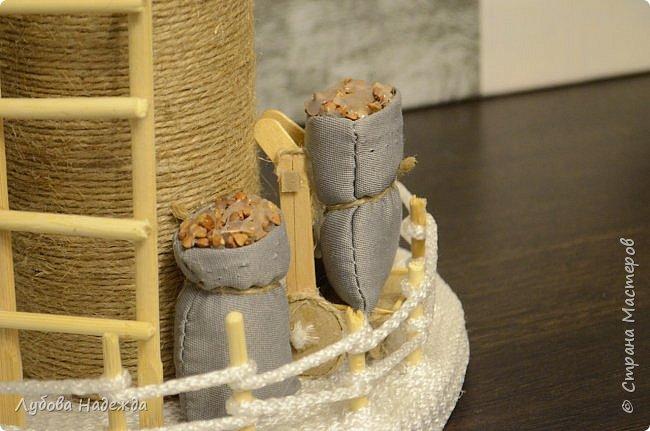 Мельница для хранения спагетти! фото 4