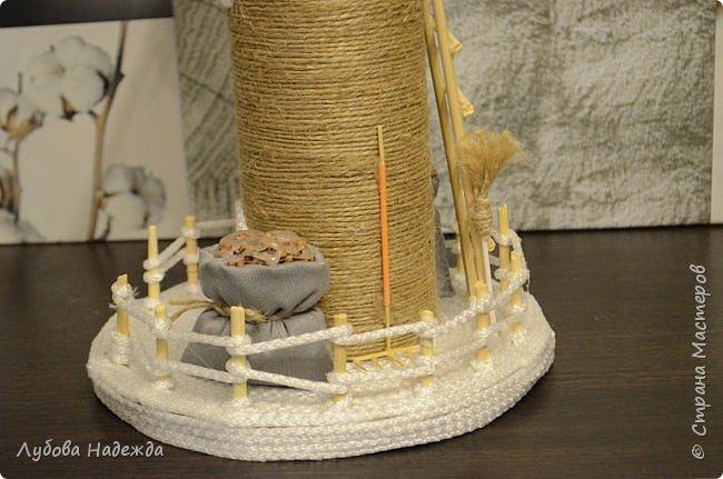 Мельница для хранения спагетти! фото 5