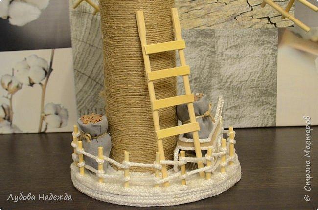 Мельница для хранения спагетти! фото 11