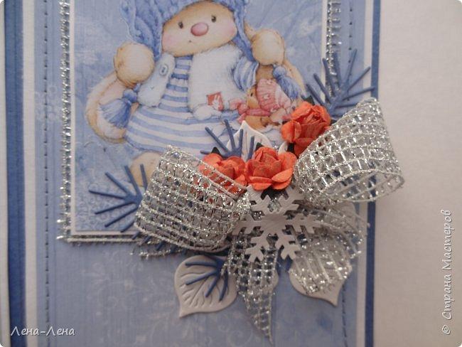 Новогодние мимишки фото 7