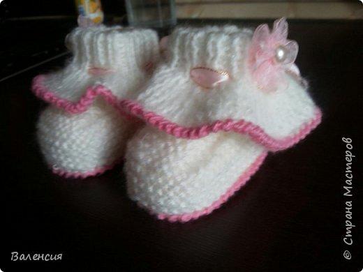 Для новорожденной принцессы, связано на заказ. фото 1