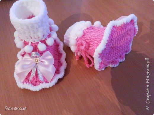 Для новорожденной принцессы, связано на заказ. фото 4
