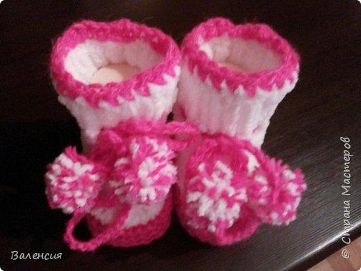 Для новорожденной принцессы, связано на заказ. фото 7