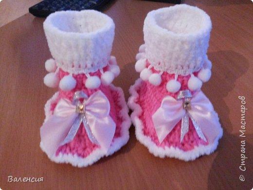 Для новорожденной принцессы, связано на заказ. фото 3