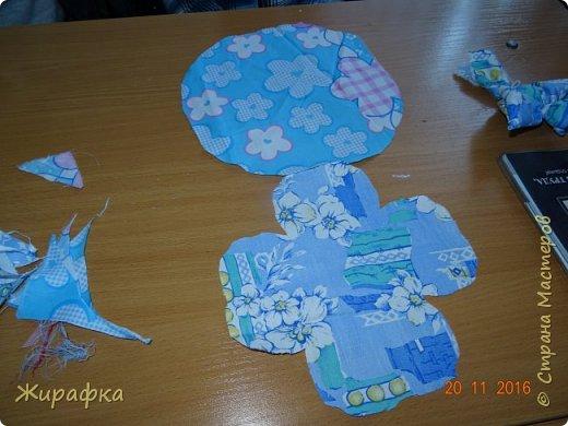 Голубая сделана для показа, а красная, в этом цвете и должна быть пасхальная Голубка, делала в процессе занятия, показывая этапы. фото 5