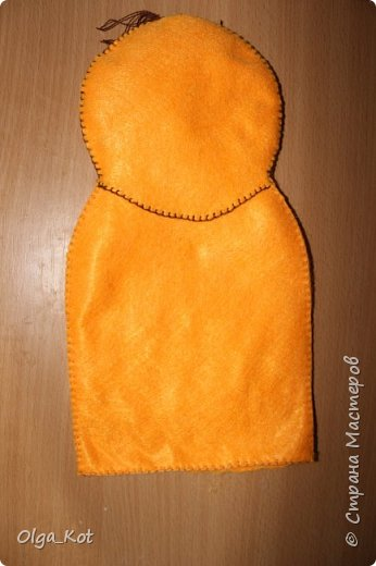 И еще рукавички для кукольного театра (ДЕД,БАБКА. ВОЛК,ЛИСА, ЗАЯЦ, КУРОЧКА, КОЛОБОК,МЕДВЕДЬ) фото 13