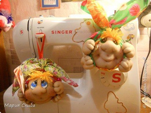 Еще одна замечательная игрушка, которую грех не научиться делать. фото 2