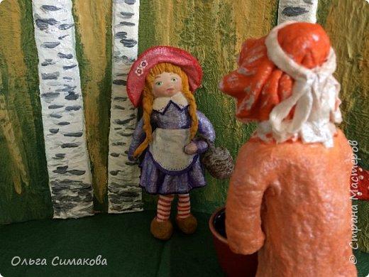 Сказка про Красную Шапочку.:) фото 4