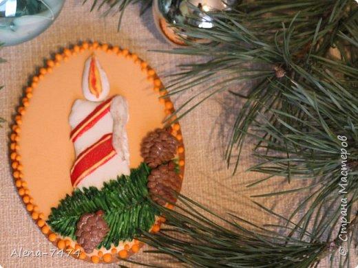 Готовимся к Новому году. Имбирные пряники. фото 8