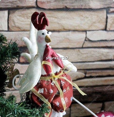 Молодые Петушки так и рвутся в бой, но и на гвоздике с удовольствием повисят и украсят любой дом! фото 5