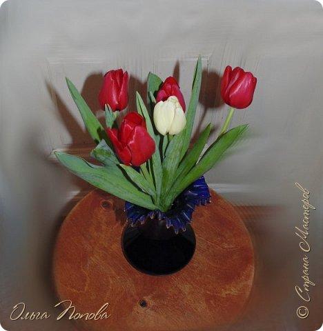 Нравятся мне эти цветочки, а нарисовать, всё не соберусь, вот и решила сфотографировать. фото 10