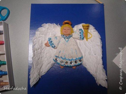 Ангел на рождество.Начало положено. фото 1