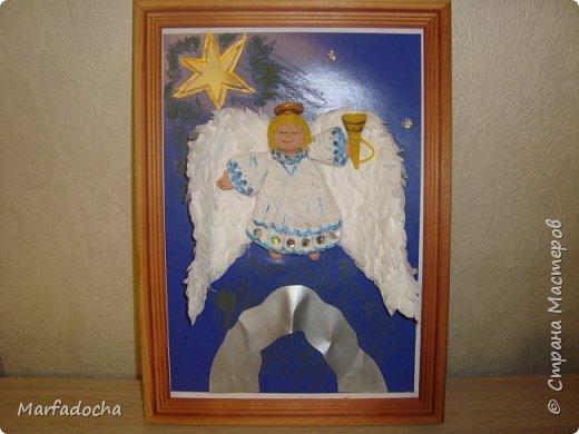 Ангел на рождество.Начало положено. фото 2