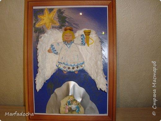 Ангел на рождество.Начало положено. фото 3