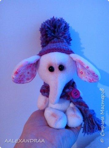 У меня есть друг слонёнок, Он совсем ещё ребёнок, Тем не менее сполна Уж похож он на слона. Хобот у него и уши- Чтобы маму с папой слушать. У него четыре ножки, Словно столбики в сапожках. Хвостик сзади не торчит,  А верёвочкой висит. Бивней у слонёнка нет, Будут через много лет. От природы непоседа, Ходит он за мамой следом. Постоянно он в походах Ощущает мамин хобот. Ведь в походах, может статься, Можно в джунглях затеряться. Чтоб конфузу не случиться , Маме в хвост нужо вцепиться. Так они идут играя, Долгий путь одолевая. Всё у них всегда ладком, Хвост же служит поводком.    Г.Ронин фото 2
