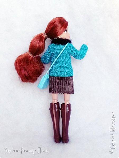 В этом году мы твёрдо решили, что нашим кукложителям нужно во что бы то ни стало организовать тёплый гардероб до наступления зимы. Погода (и не только она) слегка саботировала наши планы - зима к нам пришла раньше на целый месяц. Но по календарю мы всё же успели, и теперь наши ребята могут не бояться морозов))))) фото 6