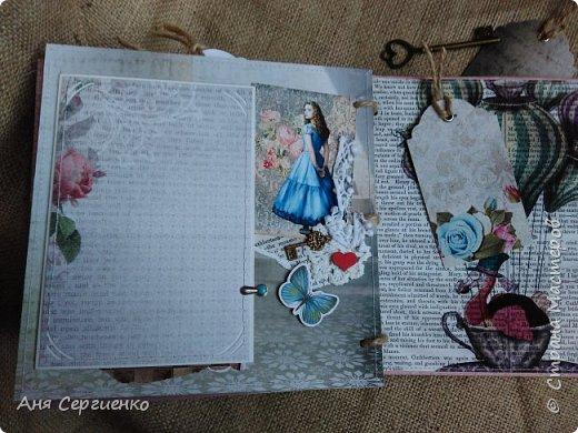 """Альбом """"Алиса в стране чудес"""" фото 12"""
