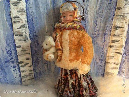 Всем привет! Сегодня русские красавицы:) Как их сделать, если кому то интересно, можно посмотреть здесь: http://stranamasterov.ru/node/1043510 .  фото 8
