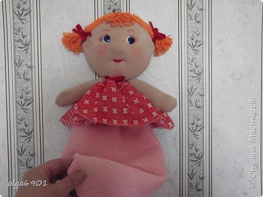 Здравствуйте, дорогие мои жители Страны! Сегодня я к вам с куклами. Знакомьтесь.  Это бабушка с корзинкой - пакетница. фото 5