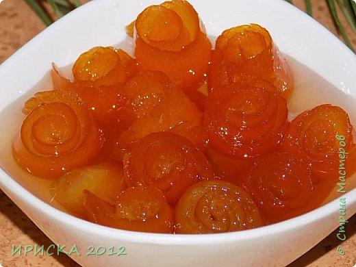 Доброго времени суток жители и гости Страны Мастеров!!! Хочу поделиться с Вами рецептом вкусного апельсинового варенья.   фото 1