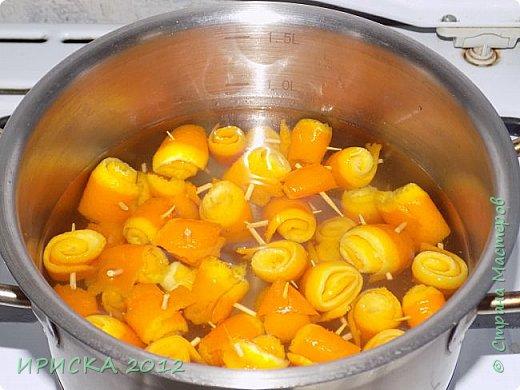Доброго времени суток жители и гости Страны Мастеров!!! Хочу поделиться с Вами рецептом вкусного апельсинового варенья.   фото 15