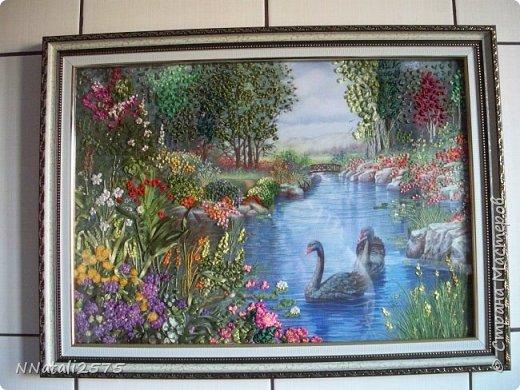 Лебеди - символ любви и верности