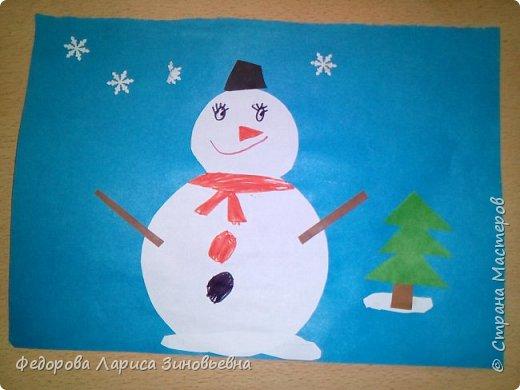Добрый день всем. Не за горами уже и Новый год. Как всегда в школах с детьми делается очень много поделок на новогоднюю тему. Вот и мы с ребятами тоже начали подготовку к этомк всеми любимому празднику. Этих снеговиков сделали ученики 4 класса. фото 6