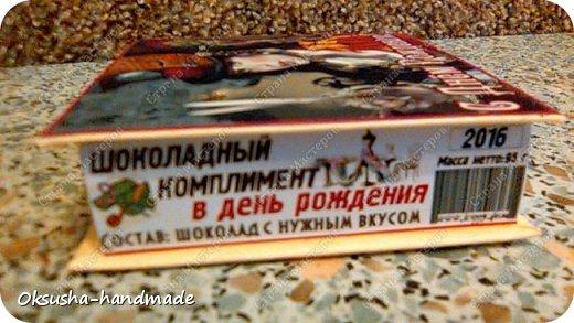 Шоколадный комплимент для швеи) фото 3