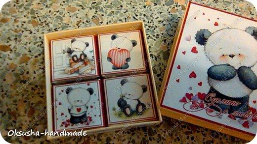Шоколадный комплимант для любителей пандочек) фото 6