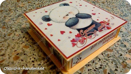 Шоколадный комплимант для любителей пандочек) фото 10