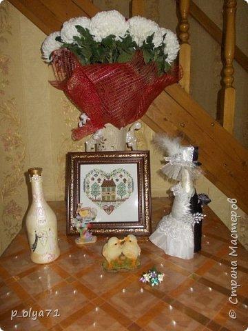 Здравствуйте!!!! Очень рада видеть всех!!!  Хочу показать,какие подарочки я приготовила мужу на наш серебрянный юбилей)))) фото 1