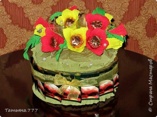 Чайный тортик фото 1