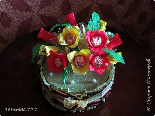 Чайный тортик фото 2