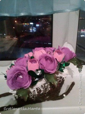 Здравствуйте ,не судите строго, моя первая работа)))Хочется услышать отзывы)) фото 2